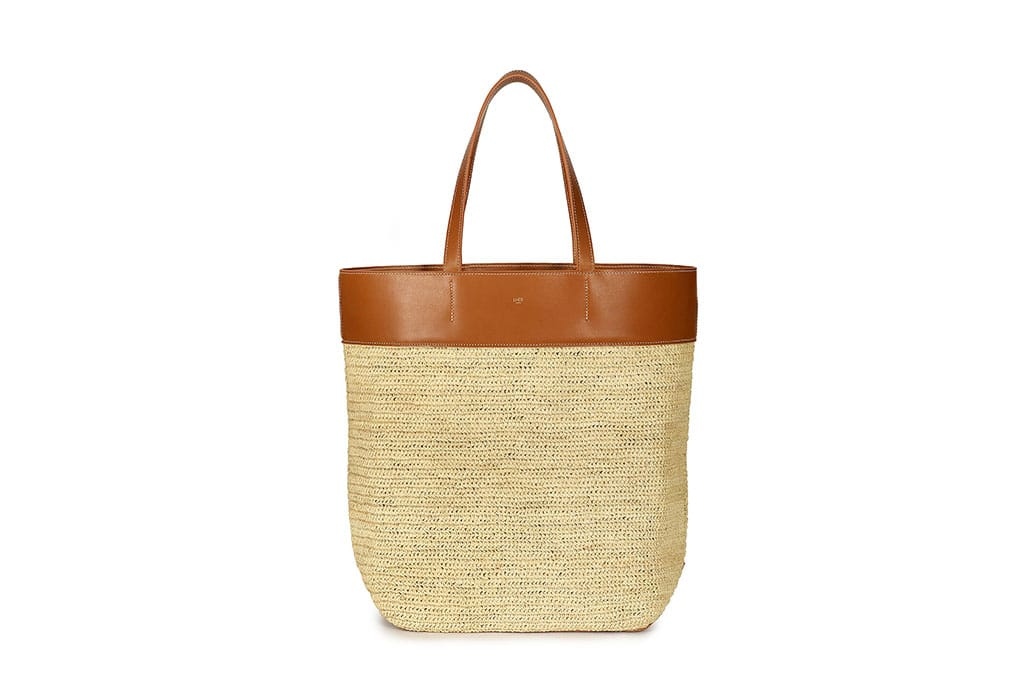 LHER Paris Fressanges Tote – Natural Sisal