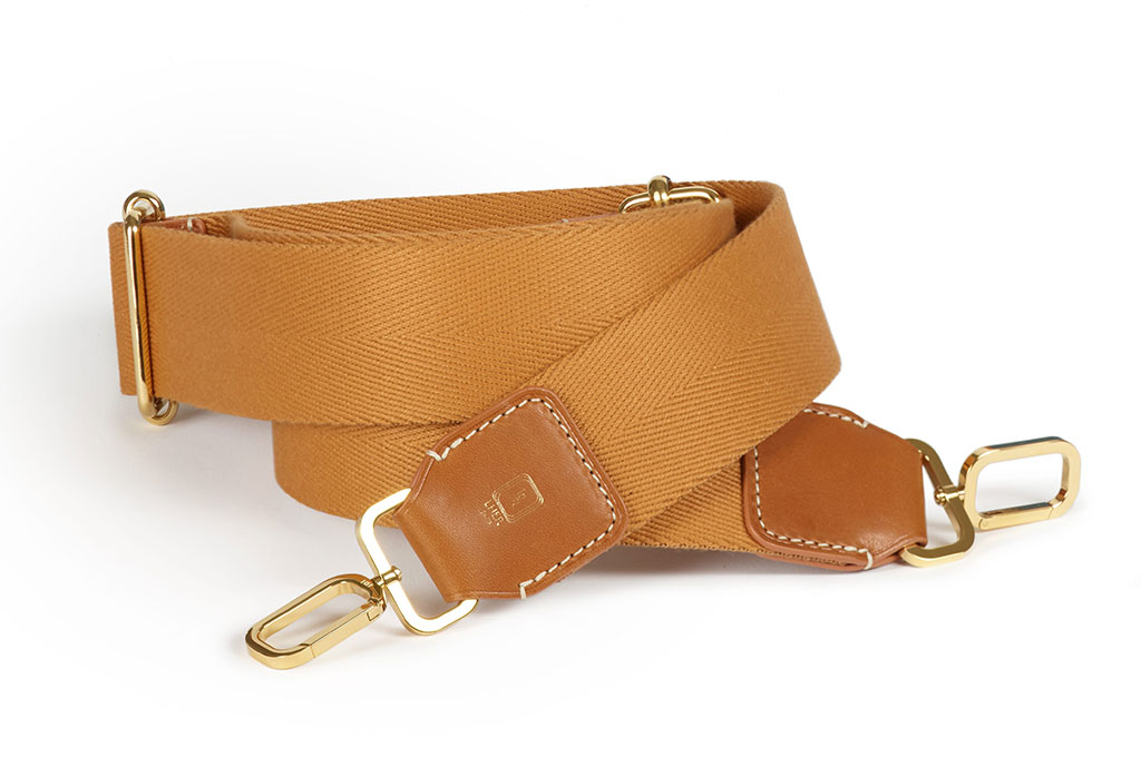 LHER Paris Shoulder strap Fawn